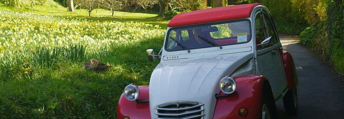 Proud to support the 2cv de Jersey club